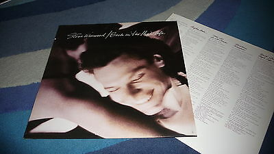 STEVE WINWOOD LP BACK IN THE HIGH LIFE MINT VINYL 1986