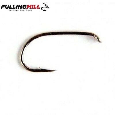 * New 2020 Stocks * 50 Fulling Mill Competition Heavyweight FM-1530 Hooks Bronze