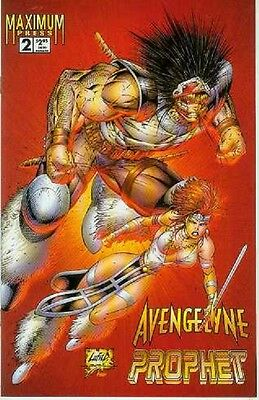 Avengelyne & Prophet # 2 (of 2) (USA, 1997)