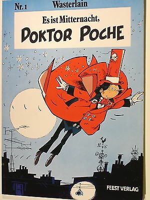 Doktor Poche  Nr. 1 ( Feest Softcover 1.Auflage )