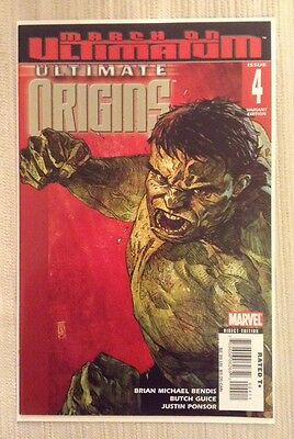 Ultimate Origins #4 Variant NM+ 9.6 or Better