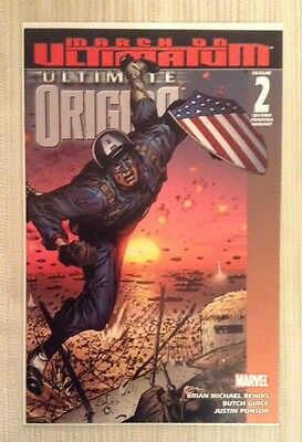 Ultimate Origins #2 Variant NM+ 9.6 or Better