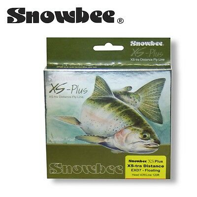 Snowbee NEW XS Floating Lines Fly Fishing Lines