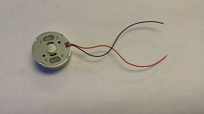 New Replacement Motor for Dictaphone 3254 and 3255 Micro Cassette Recorder