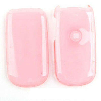 For Samsung SGH-A107 Case Cover Clear Pink
