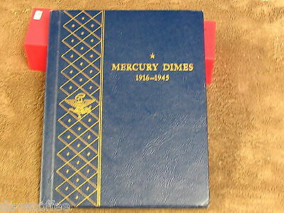 MERCURY DIME SET-78 DECENT SPECIMENS w/ 42/1 ERROR DIME-FREE SHIPPING