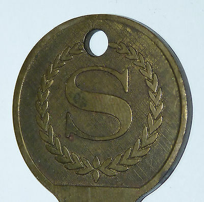 Sheraton Hotels and Resorts Vintage Room Key 1510