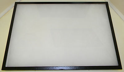 NEW SIZE Display Frame  #290BK - Extra Depth for Larger Collectibles !!