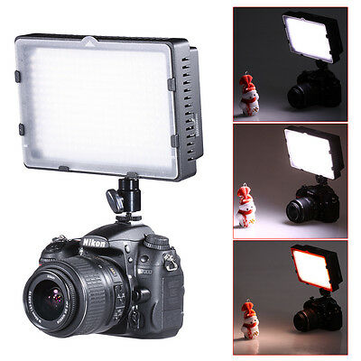 Neewer Dimmable CN-304 LED Video Light On-Camera on-Camcorder Video Light