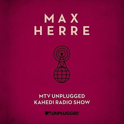 Max Herre - Mtv Unplugged Kahedi Radio Show  Cd Neu