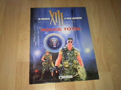 Xiii Tome 5 Rouge Total