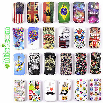 COVER CUSTODIA BACK CASE MORBIDA SEMIRIGIDA PER SAMSUNG i8160 GALAXY ACE 2