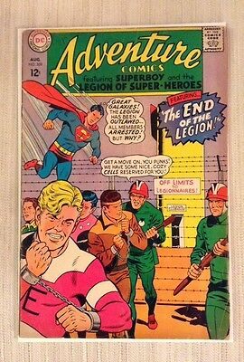 Adventure Comics Featuring Superboy #359  Very Good  Condition