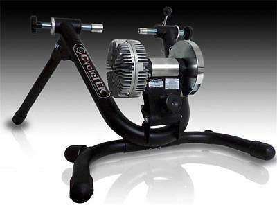 CycleTEK Momentum 1 High Performance Indoor Fluid Cycling Trainer M1-002 NEW