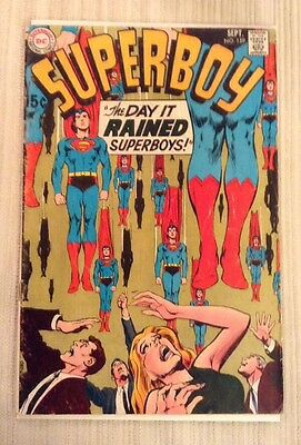 Superboy #159 Very Good Condition