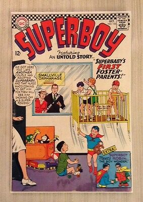 Superboy #133 Very Good Condition , Superboy Meets Robin