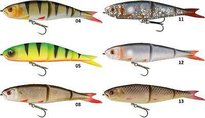 Savage Gear Soft 4Play Swim & Jerk Ready to Fish Lures! 9.5cm and 13cm!