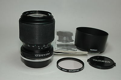 TAMRON 70-210MM F4-5.6 LENS FOR YASHICA / CONTAX MOUNT