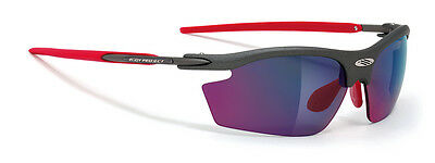 Occhiali Rudy Project Mod.RYDON Graphite Lens Mls Red/GLASSES RUDY PROJECT RYDON