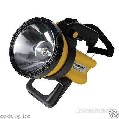 Rechargeable Torch 2 Million Candle Power Work Light Hand Lamp Flash Spot Light
