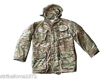 NEW - 2013 Issue PCS Windproof MTP Camouflage Hooded Combat Smock - Size 160/96