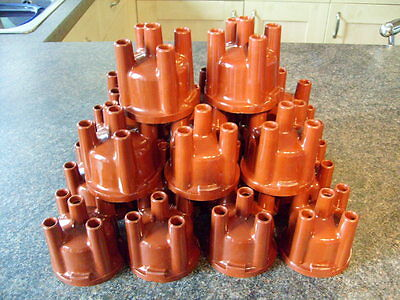 JOB LOT OF 20 NEW DISTRIBUTOR CAPES FOR ALL CLASSIC FORDS MODELS bosch Type