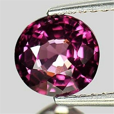 1.20 CT ~ Spinel ~ Purplish Red~ Oval ~ Natural Gemstone