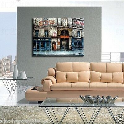 Very beautiful Modern Abstract Huge Wall Art Oil Painting On Canvas