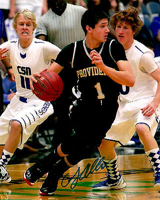 Grayson Allen Autographed 8X10 Photo (#24 In The Nation)