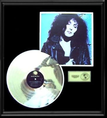 Cher Self Titled Geffen Rare Lp Gold Record Platinum  Disc