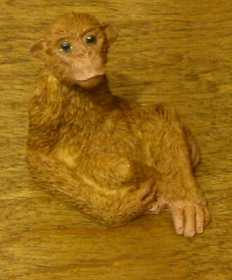 Castagna Mini Animal Figurines #391 MONKEY  Made in Italy, From our Retail Store
