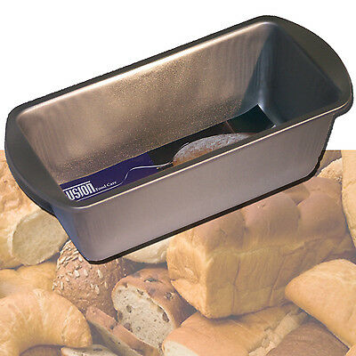 Non Stick Hardened Steel Bread Loaf Baking Pan Deep Cake Tray Tin Meat Bakeware