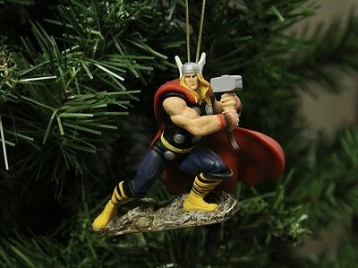 "The Avengers ""Thor"" Superior Christmas Ornament, Marvel"