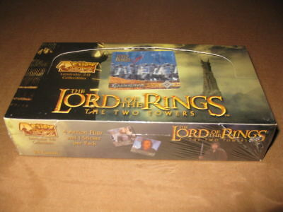 Lord of the Rings Two Towers Action Flipz Box