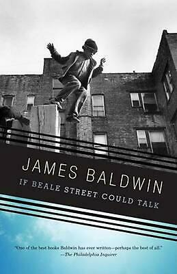 If Beale Street Could Talk by James A. Baldwin (English) Paperback Book Free Shi