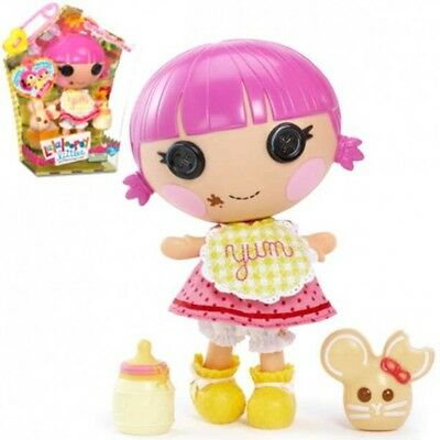 Lalaloopsy Littles - Sprinkle Spice Cookie Puppe 20cm