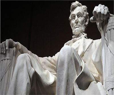 Abraham Lincoln Memorial  Image Home Or Office Decor Computer Mouse Pad 9 X 7