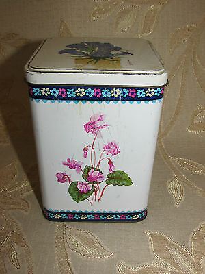 Vintage Collectable Container Made In Great Britain