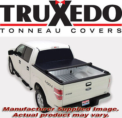 TruXedo 297601 TruXport Roll Up Tonneau Cover For 2009-2014 Ford F150 5.5' Bed