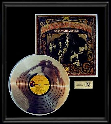 Buffalo Springfield Last Time Around  Neil Young Lp Gold Record Disc Rare