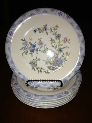 (4) BREAD & BUTTER PLATES Royal Doulton CONISTON