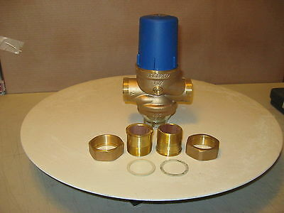 "JRG Fittings 1-1/2"" 4 Bar Pressure Reducing Valve, New"