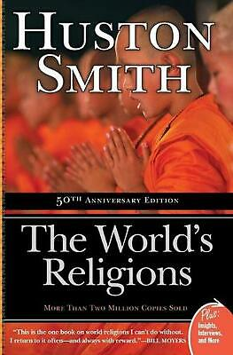 The World's Religions by Huston Smith Paperback Book (English)