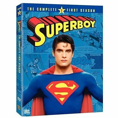 The Adventures of Superboy: The Complete First Season (DVD 4-Disc Set) New
