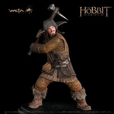 Weta Collectibles The Hobbit An Unexpected Journey Bofur the Dwarf Statue New