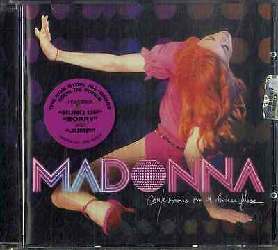 MADONNA Confessions on a Dance Floor CD Usato Near Mint
