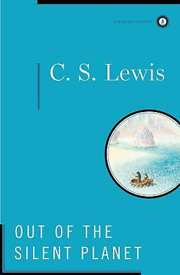 Out of the Silent Planet by C.S. Lewis Hardcover Book (English)