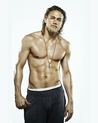 Hunnam, Charlie [Sons of Anarchy] (53435) 8x10 Photo
