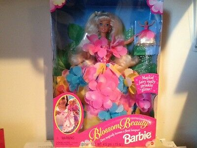 Blossom Beauty Barbie Doll NRFB 1996 NEW NRFB