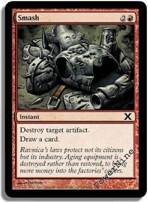 4 Composite Golem ~ Artifact Tenth 10th Edition Mtg Magic Uncommon 4x x4
